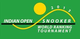 Indian Open World Ranking Snooker logo