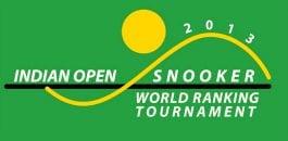 Indian Open World Ranking Snooker logo