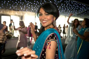 Karen David in Amar Akbar and tony movie Still