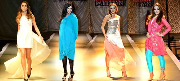 Pakistan Fashion Week USA