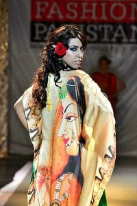 Pakistan Fashion Week USA Designer Samreen's Closet