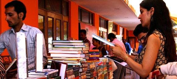 Pakistani people at Literature festivals