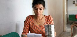 The Lunch Box movie still Nimrat Kaur