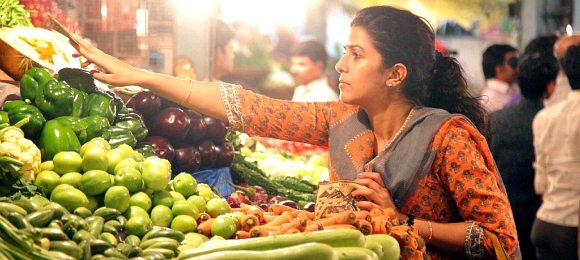 The Lunchbox movie still Nimrat Kaur