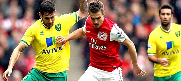 Premier League Arsenal V Norwich