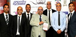 The Asian Football Awards 2013 Winners