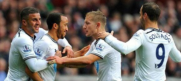 Premier League Aston Villa V Tottenham