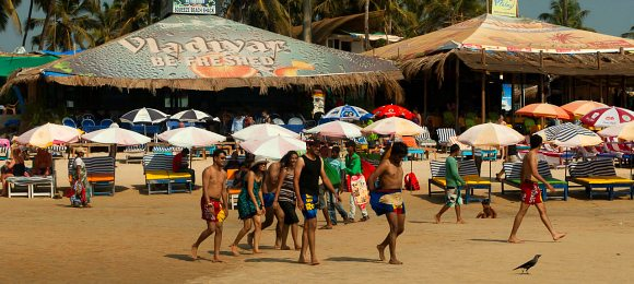 Beaches of India Baga Beach Goa