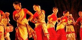 Bihu Dances of India
