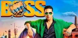 Akshay Kumar plays gangster in Boss