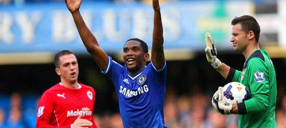 Premier League Chelsea V Cardiff
