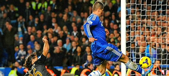 Premier League Chelsea V Manchester City
