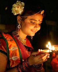 Diwali Girl