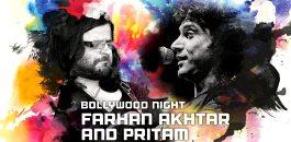 Dubai Music Week Bollywood Night Farhan Akthar