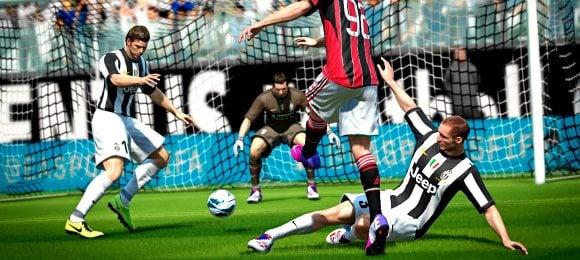 EA Sports FIFA 14 Game Still