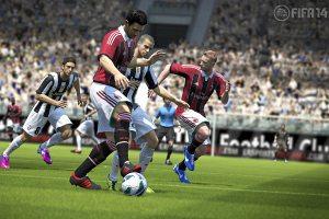 EA Sports FIFA 14 Game