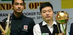 Aditya Mehta creates History at Indian Open