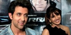 Krrish 3 ~ Gupshup with Hrithik and Priyanka