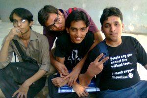 Karachi Gay Community