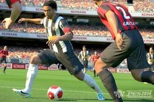 Konami Pro Evolution Soccer 2014 Game