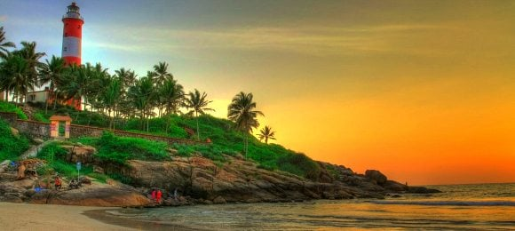 Beaches of India Kovalam Beach Kerala
