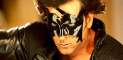 Superhero Hrithik Roshan back for Krrish 3