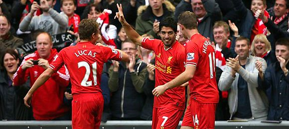 Premier League Liverpool V West Brom
