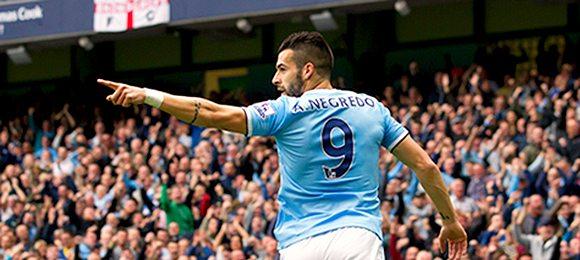 Premier League Man City V Everton