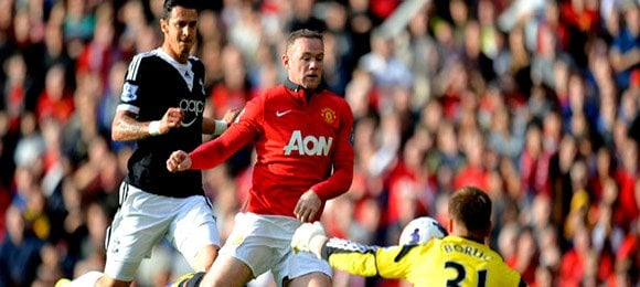 Premier League Manchester United V Southampton