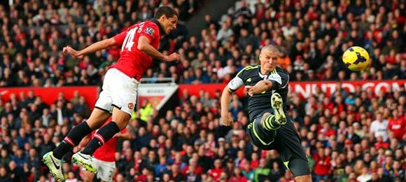 Premier League Manchester United V Stoke