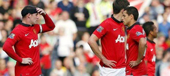 Premier League Manchester United vs West Bromwich Wayne Rooney