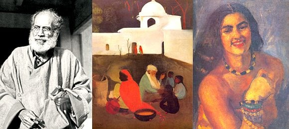 Arts of India Modern Painting