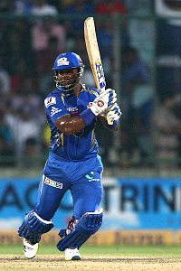 Mumbai Indians Champions League T20 Dwayne Smith