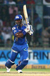 Mumbai Indians Champions League T20 Dwayne Smith