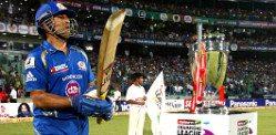 Mumbai Indians win T20 Champions League 2013