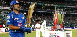 Mumbai Indians Champions League T20 Sachin tendulkar