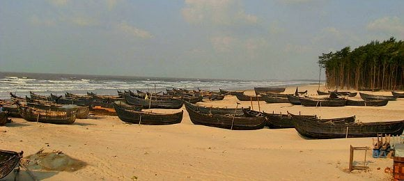 Beaches of India New Digha Beach West Bengal