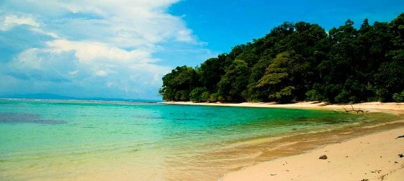 Beaches of India Radhanagar Beach Andaman