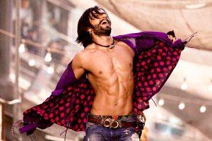 Ranveer Singh as Ram
