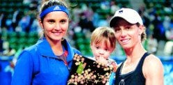 Sania Mirza wins Fifth Title of 2013