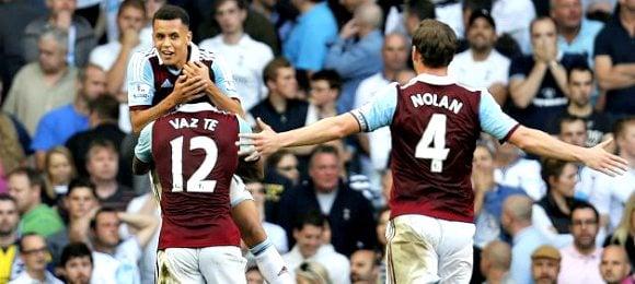 Tottenham Hotspur West Ham United