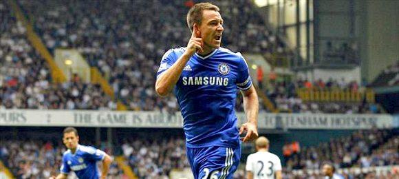 Premier League Tottenham Hotspur vs Chelsea John Terry