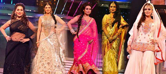 Yash Chopra's heroines