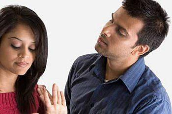 Relationship strain of abortion
