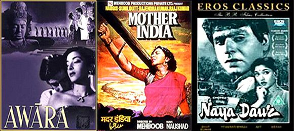 1950's Bollywood