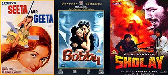 1970's Bollywood
