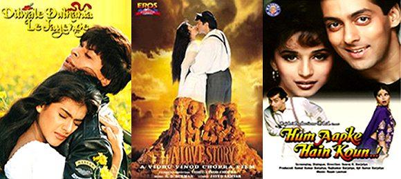 1990's Bollywood