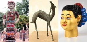 இந்தியாவின் பிரபலமான சிற்பக் கலைஞர்கள்