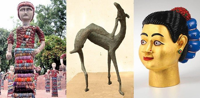 Famous Sculpture Artists of India