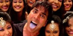 Bhaji in Problem features Akshay Kumar